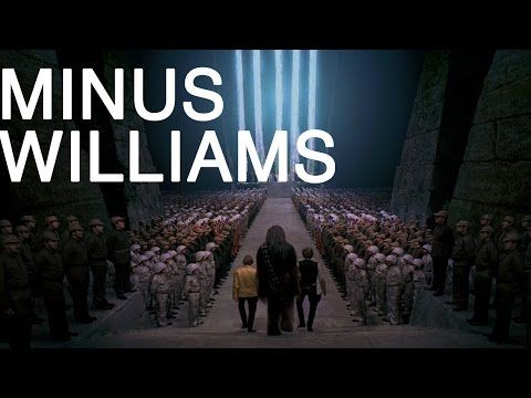 "Star Wars without music (aka ""Star Wars Minus Williams – Throne Room"") 