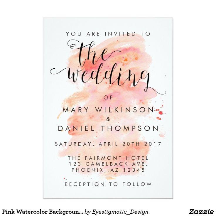 1369 best Creative Wedding Invitations images on Pinterest