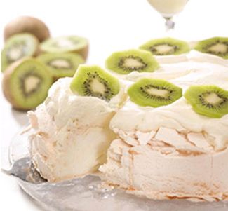 Everyone should bake a pavlova at least once in their lives. A classic New Zealand treat!