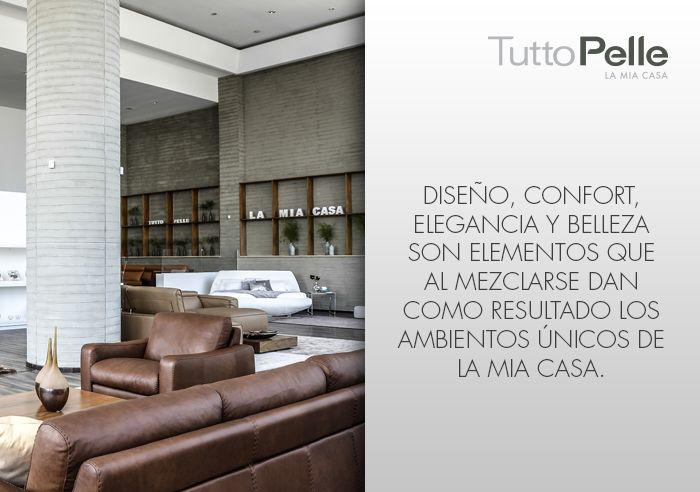 #LaMiaCasa #Concepto #TuttoPelle #desing #decor