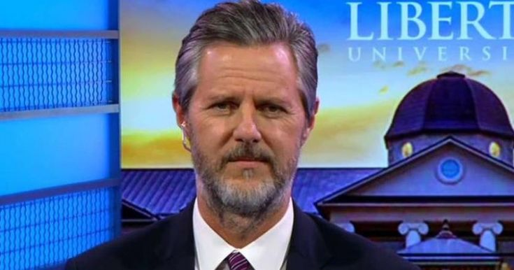 "Jerry Falwell Jr. Thinks the GOP ESTABLISHMENT Leaked the Trump Tape -   ""It might even have been a conspiracy"""
