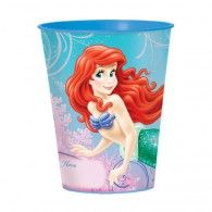 The Little Mermaid Souvenir Cup Plastic $2.95 A425074