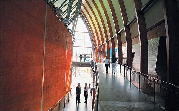 National Wine Centre of Australia, Adelaide, Australia.