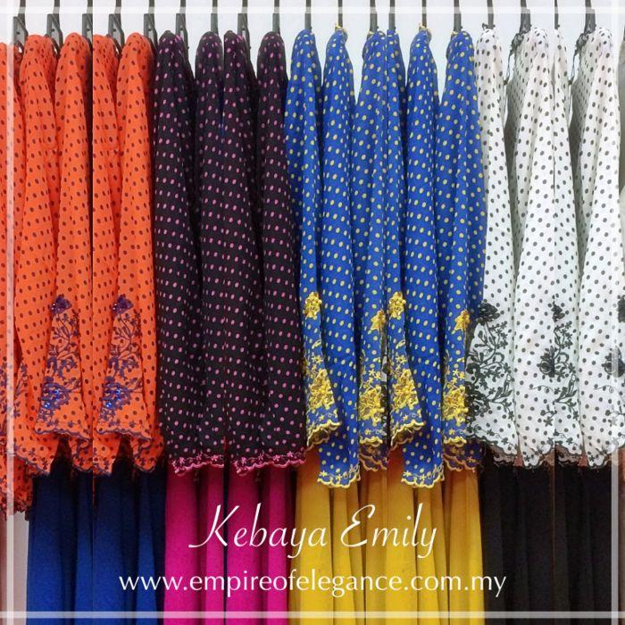 Shop kebaya online at empireofelegance.com.my