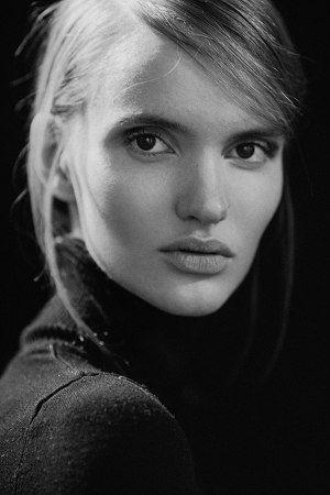 Profile Model Management - NINA K Portfolio