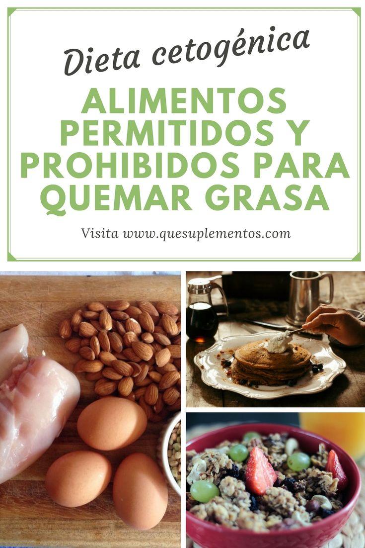 alimentos no permitidos en dieta cetosisgenica