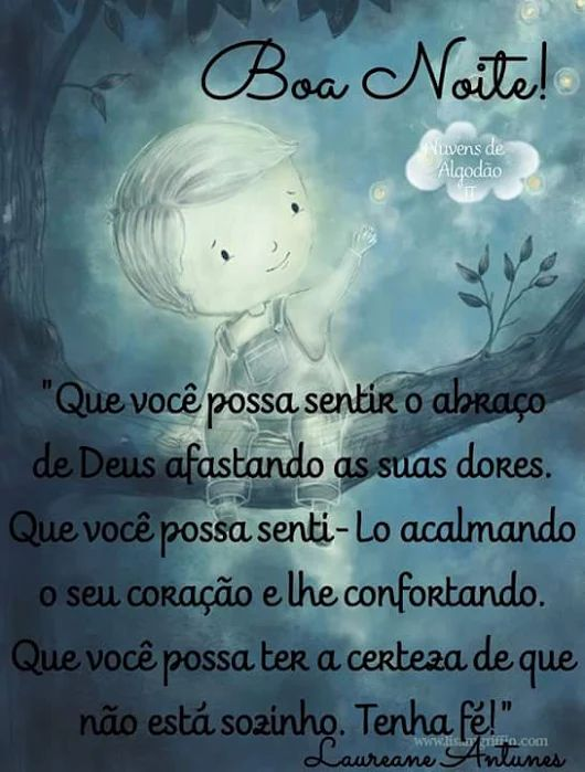 #Deus #boanoite