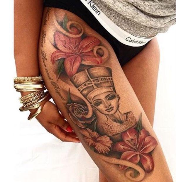 Same tattoo piece, better angle :)