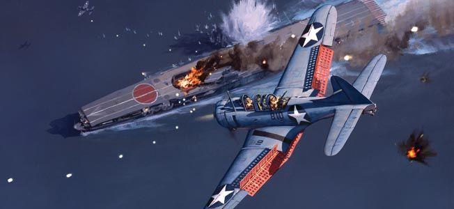 The Stunning Combat Record of the Douglas SBD Dauntless