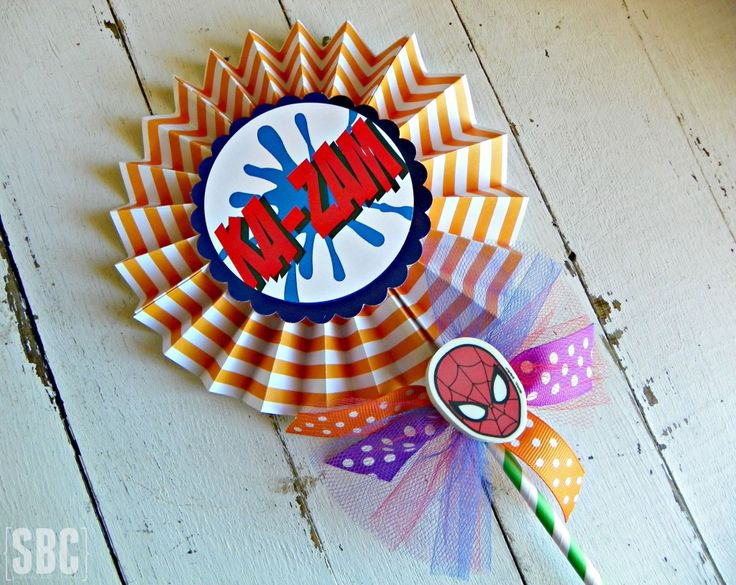 Superhero Party Collection - Southern Belle's Charm