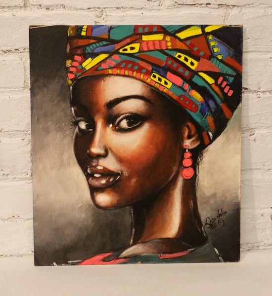 Obraz akrylowy Afryka 3 - KamaZawadzka - Obrazy akrylowe