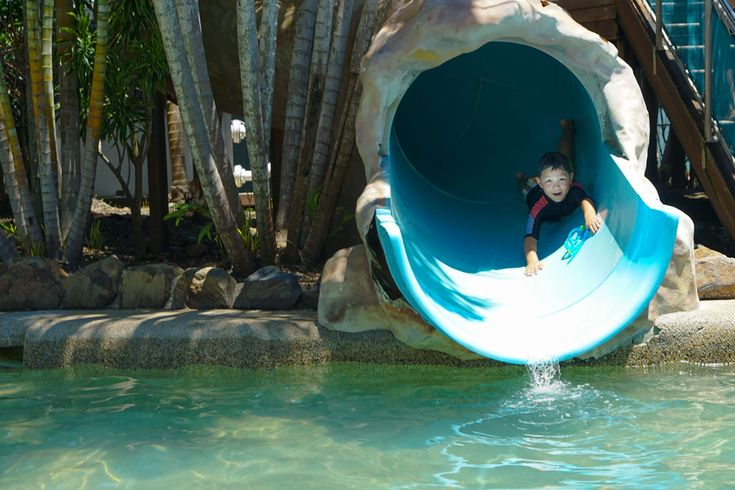 Family Friendly Airlie Beach Accommodation - BIG 4 Adventure Whitsunday is Best