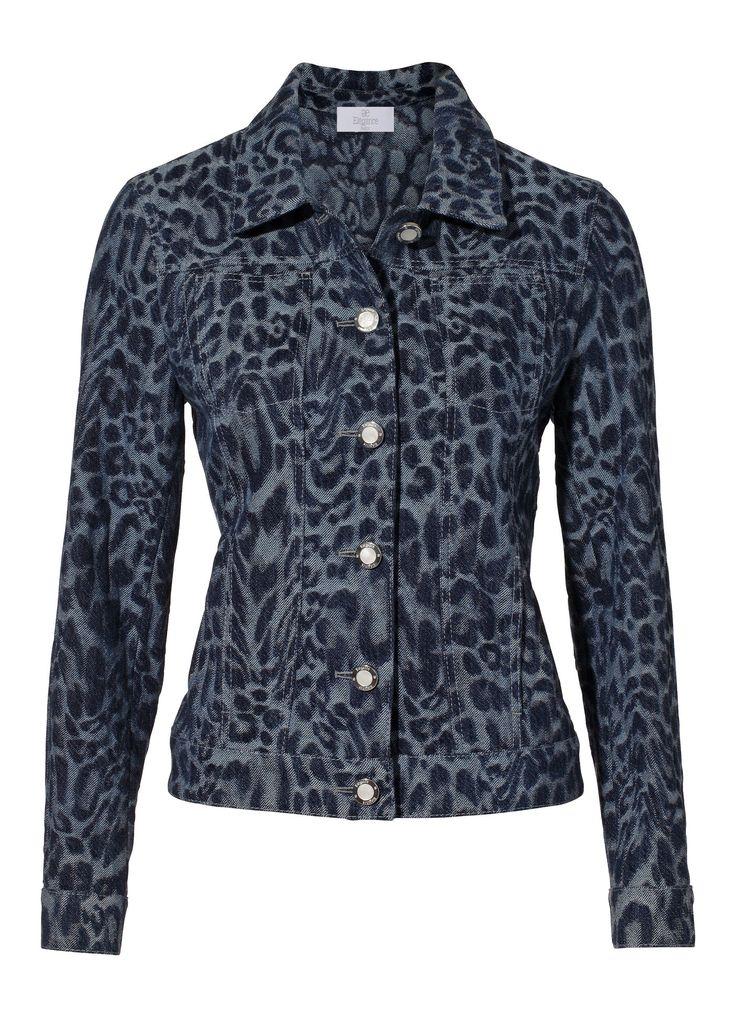 veste de tailleur bleu indigo Elégance de la Boutique Elegance Paris prix 137,40 € TTC au lieu de 229,00 €