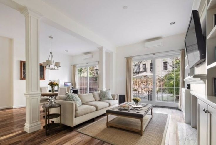 Entire home/apt in New York, United States. Stunning NYC apartment with 25 x 30 foot garden oasis. Centrally located on a quiet street next to Carl Shurtz Park and the new 2nd Ave Subway line. Brand new bathrooms and kitchen, this 2 bedroom and 3 bath apartment is the perfect Manhattan Pied...