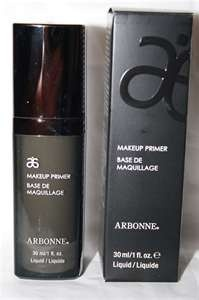 Arbonne Make-up Primer voted #1 by TotalBeauty.com  Leaves skin silky soft and is the BEST primer to apply under make-up