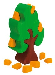 Pear Tree Puzzle