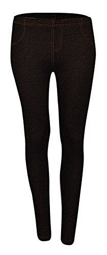 My Mix Tendz  New Womens Ladies Denim Look Jeggings Leggings Jeans *** Want to know more, click on the image.(This is an Amazon affiliate link)