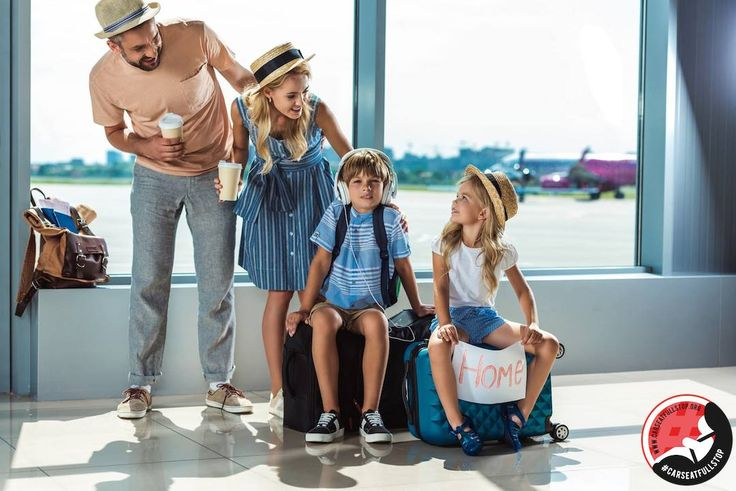 How to keep your kids safe when travelling