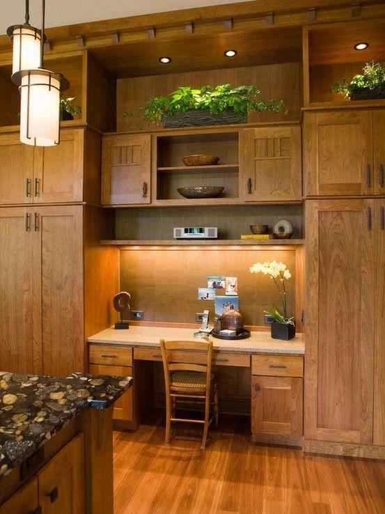 Inspirational Kitchen Desk Ideas  2