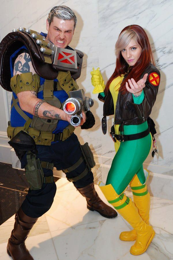 17 best images about cable cosplays on pinterest