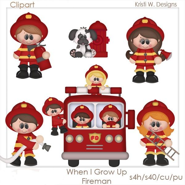 17 Best images about Fire and Rescue Clipart on Pinterest | Police ...