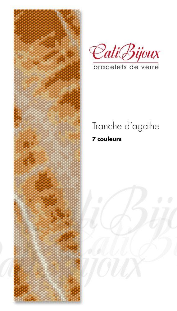 PATRON  Tranche d'agathe PATTERN by CALIBIJOUX on Etsy, $10.00