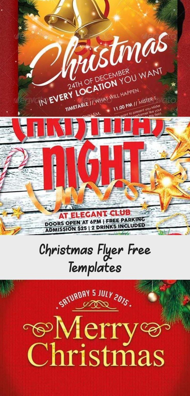 Christmas Flyer Free Templates 57 christmas flyer