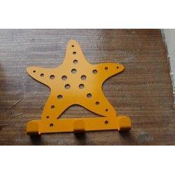 Starfish Dressing gown hooks