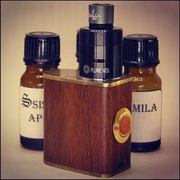 #handmade mod, merbau and brass, for #18500 battery.  #vape #vapepics #vapeporn #polska #poland #woodboxmod #woodmod #vape4life #vape4you