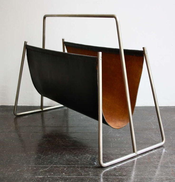 Carl Aubock Magazine Rack
