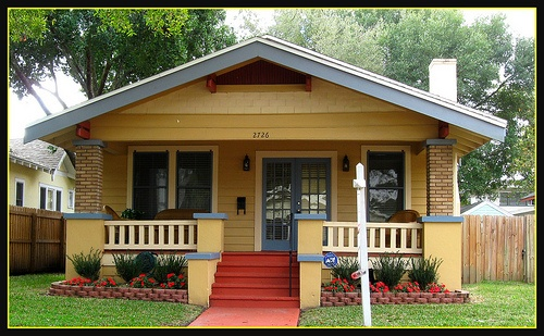 2115 best craftsman and bungalow houses images on for Craftsman homes for sale in florida