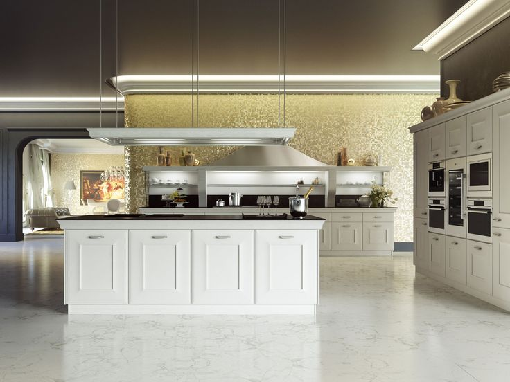 Gioconda | Collection Icons | Classic Kitchens from Snaidero