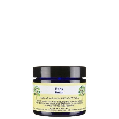 NYR Organic Baby Balm - $19.50 Moisturising and soothing - Suitable for baby's face, body and bottom.  Gentle enough for newborns. No toxins, no nasties, no worries! https://us.nyrorganic.com/shop/everygoodthing/area/shop-online/category/mother-and-baby/product/1626/baby-balm-1-76-oz/