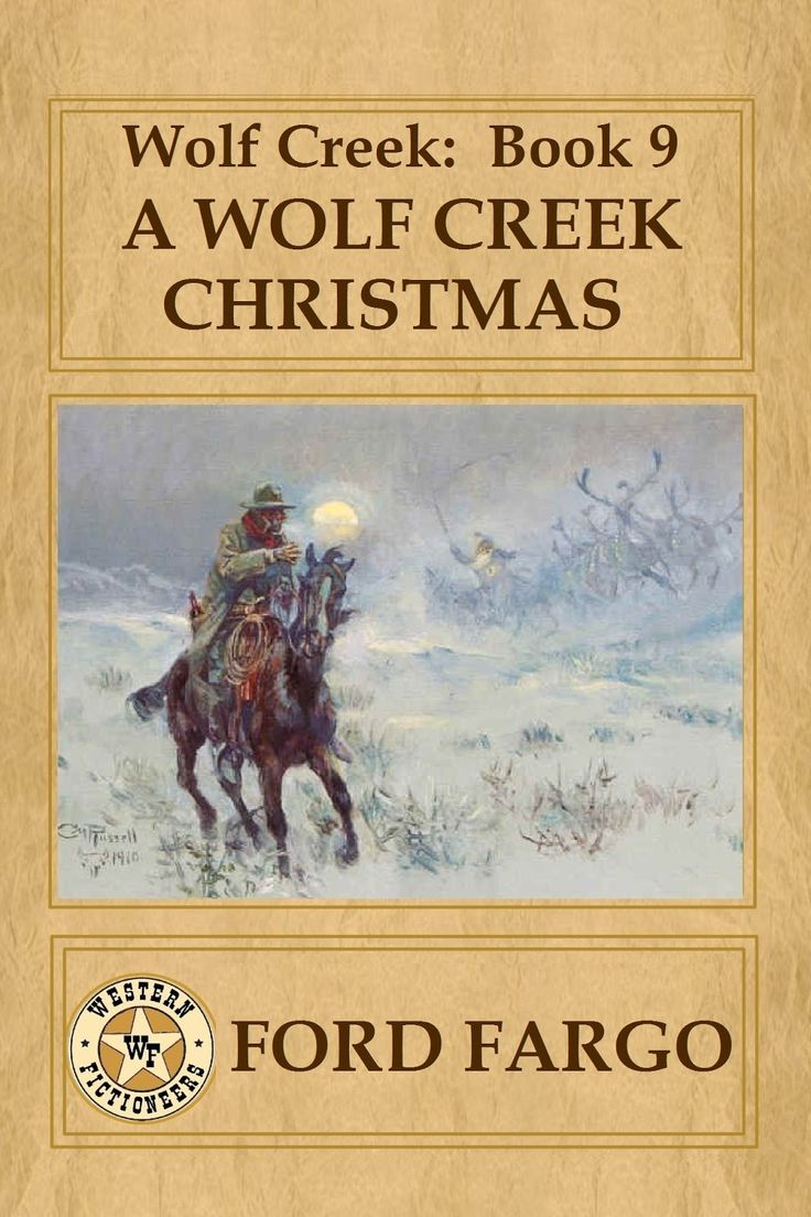 "My story ""A Savior is Born"" is in this Christmas anthology.  http://www.amazon.com/Wolf-Creek-Christmas-ebook/dp/B00GFEZA5A/ref=sr_1_1?ie=UTF8&qid=1384118118&sr=8-1&keywords=a+wolf+creek+christmas"