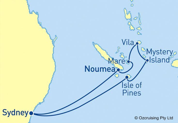 Explorer Of The Seas South Pacific Cruise - Ozcruising