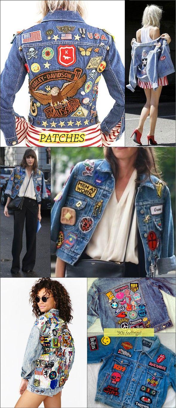 Taí um item atemporal, mas também célebre ícone dos anos anos 90: jaqueta jeans! Pode ser sua versão Planet