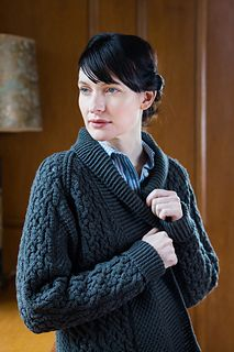 """Charley,"" by Veronik Avery, knit with Brooklyn Tweed Arbor."