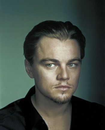 Portrait of Leonardo DiCaprio by Dan Winters for the New York Times Magazine 2014