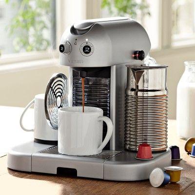 Countertop Coffee Option: Nespresso Gran Maestria Espresso Machine
