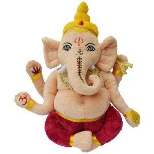 Plush Ganesh
