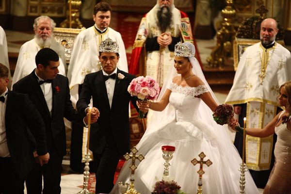 Romanian Wedding - traditions and superstitions