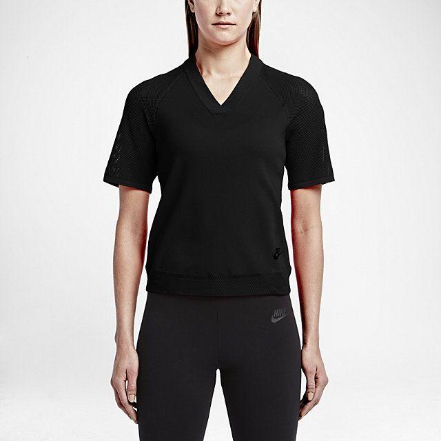 Nike Tech Knit Women's Top. Nike.com (UK)