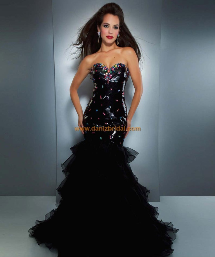 Famous Black Girl Prom Dresses 2013 Embellishment - Wedding Dress ...