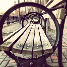 one point perspective river photography - Google Search