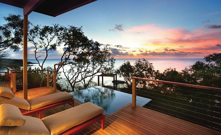 The Pavilion - Lizard Island, Australia