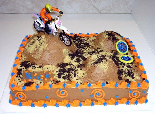 Motorcycle Birthday Cakes | Cake Gallery :: Birthday Cakes :: january_cakes_017