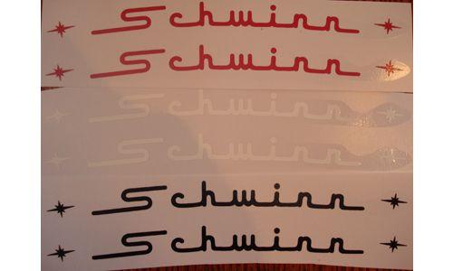Vintage Schwinn - Welcome! Schwinn Bike Decals, Paint ...