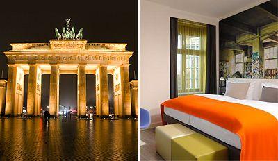 £59 -- Berlin Design Hotel Stay for 2