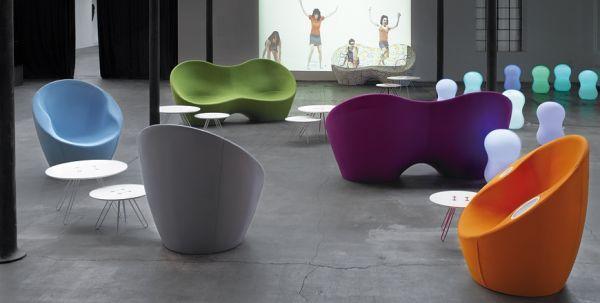 Divano Kouch - design Karim Rashid - Casamania