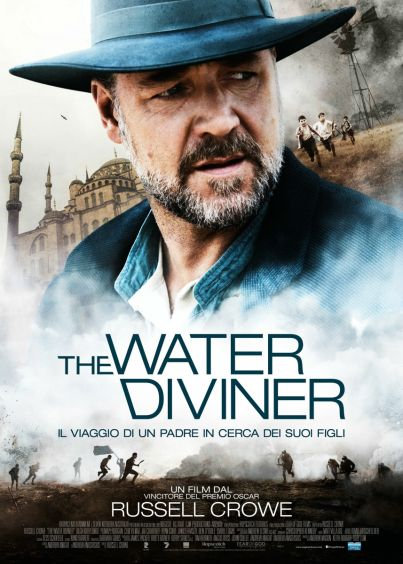 The Water Diviner (film, avventura) con Russell Crowe al #cinema dall'8 di gennaio 2015 ... #film #trailer